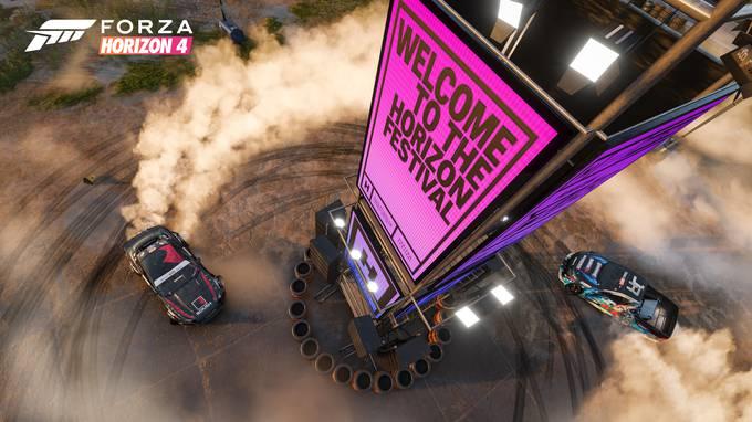 Gamescom 2018: Геймплейный ролик и скриншоты Forza Horizon 4