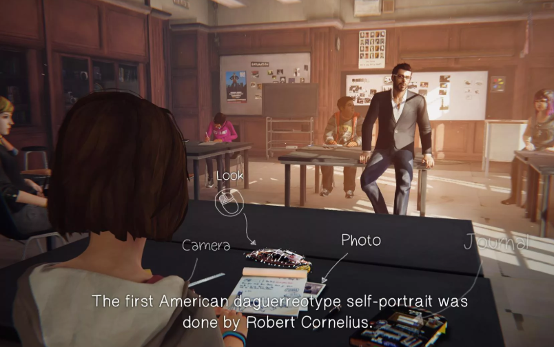 Dontnod Life Is Strange