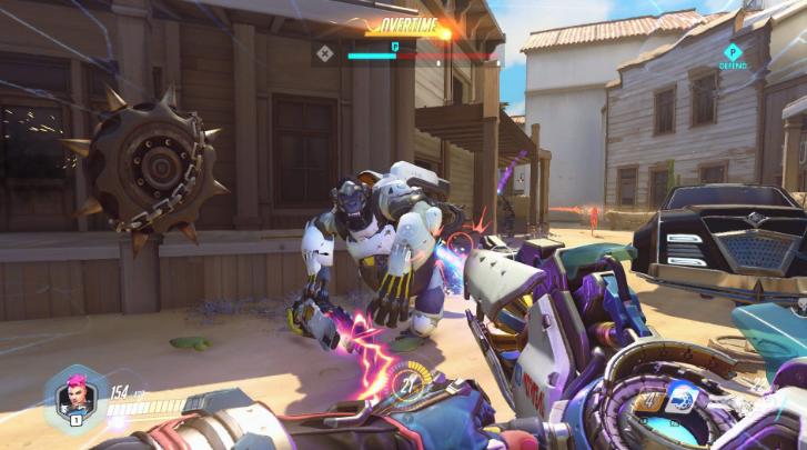 Photo of Поклонник Overwatch показал свой вариант «Пусана» за два месяца до Blizzard