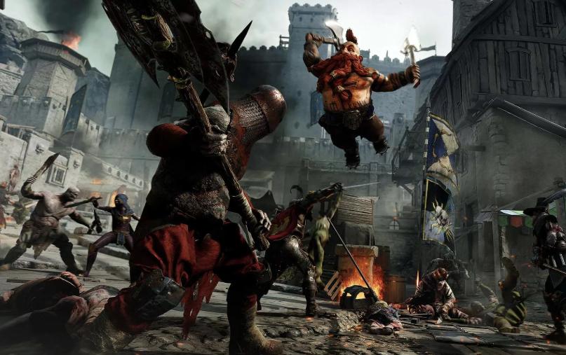 Photo of Бесплатные выходные Warhammer: Vermintide 2