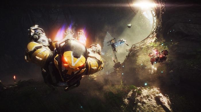 BioWare: Anthem — это не смена курса, а закономерная эволюция