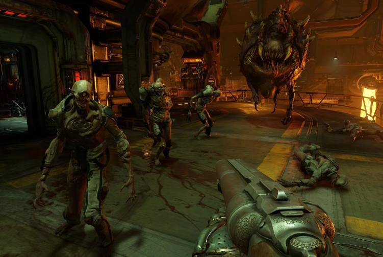 Photo of Как выглядит Doom 2016 года с видом от третьего лица