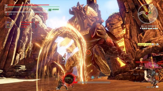 TGS 2018: Новый геймплей God Eater 3