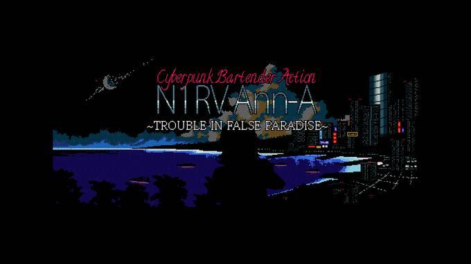 Анонсирована N1RV Ann-A — сиквел визуальной новеллы VA11 Hall-A