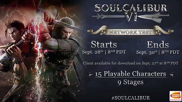 Photo of Открытый стресс-тест Soulcalibur VI начнется на следующей неделе