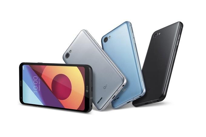 Рассекречена цена LG Q6 и Q6+