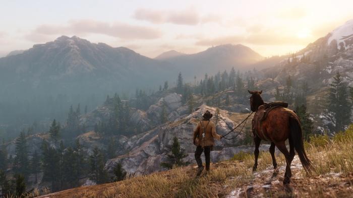 Photo of Сотрудники торговой сети GameStop засыпали на демонстрации Red Dead Redemption 2