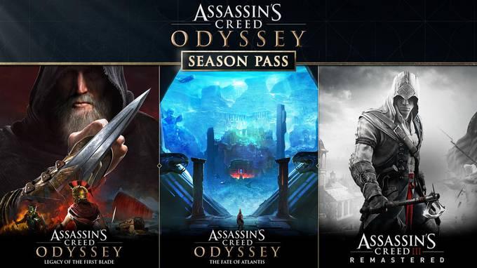 Photo of Обладатели сезонного пропуска Assassin's Creed Odyssey получат ремастер третьей части