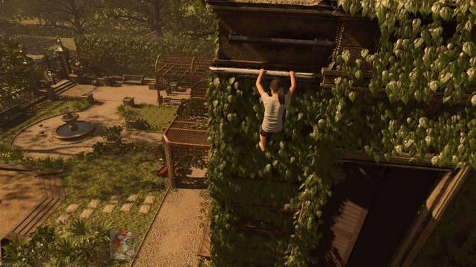 Утечка: Молодая Лара Крофт на скриншотах Shadow of the Tomb Raider