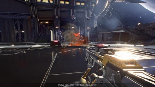 Photo of Геймплей Project Nova— следующего шутера во вселенной EVE Online
