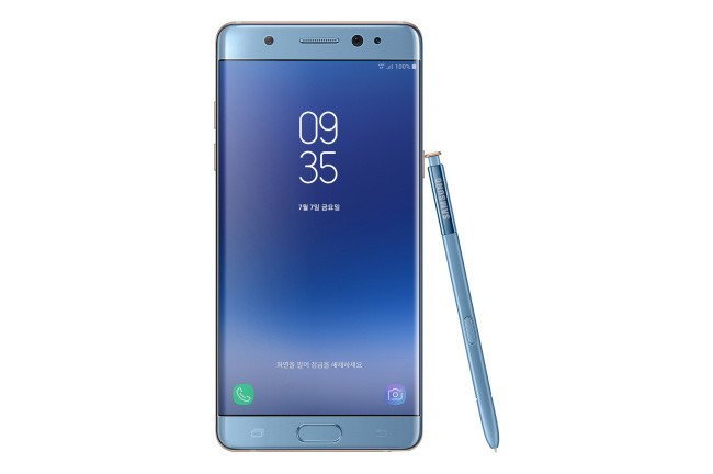 Samsung Note FE хорошо продается в Корее и может появиться в других странах