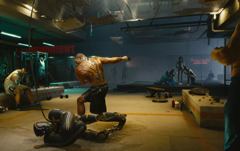 Photo of CD Projekt RED не чувствует ограниченности железа консолей при разработке Cyberpunk 2077