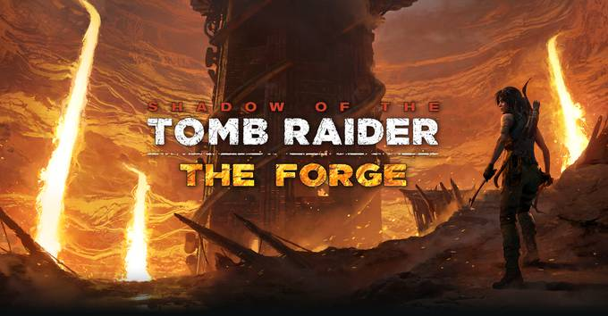 Первое дополнение Shadow of the Tomb Raider — The Forge выйдет 13 ноября