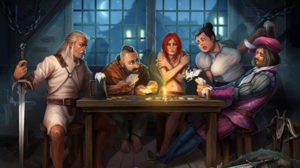 Photo of Новый геймплейный трейлер Gwent: The Witcher Card Game
