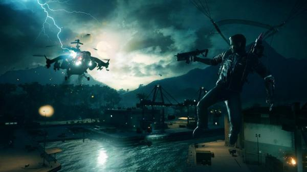 Photo of Панорамный 4K-трейлер Just Cause 4 с выставки Paris Games Week