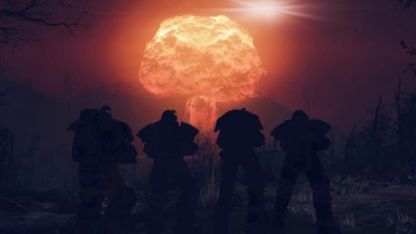 Игроки смогли «уронить» серверы Fallout 76 спланированным запуском ядерных ракет
