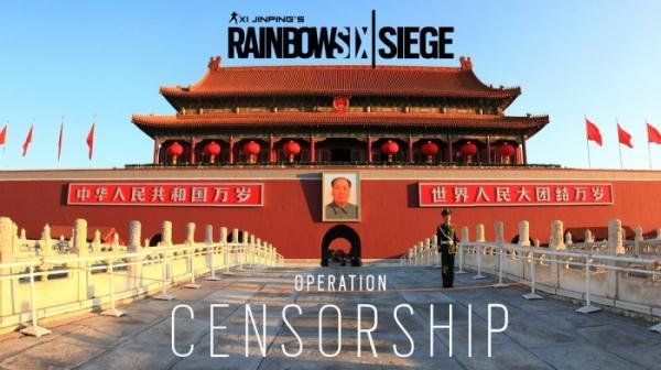 Photo of Никакой китайской цензуры — Ubisoft передумала убирать из Rainbow Six Siege черепа и кровь