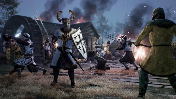 Photo of История Тевтонского ордена — новое сюжетное дополнение для Ancestors Legacy