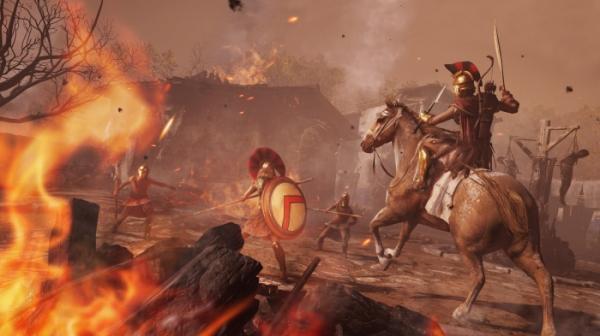 Photo of Первое сюжетное DLC для Assassin's Creed: Odyssey выйдет в начале декабря