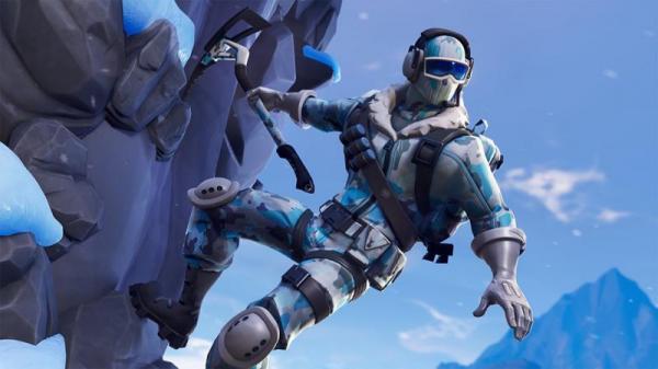 Датамайнеры выяснили, что карта Fortnite: Battle Royale может «по-снежному» преобразиться к зиме