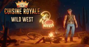 Предметы в стиле Дикого Запада и первый женский персонаж — в Cuisine Royale начался новый сезон