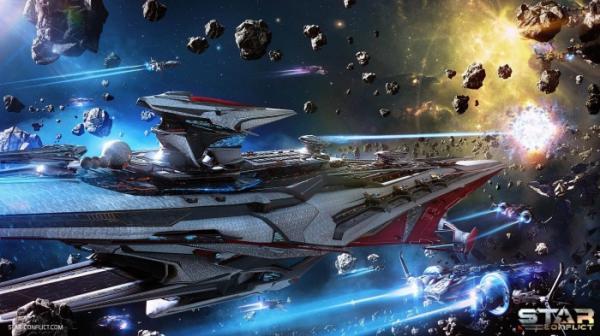 Star Conflict получила крупный апдейт с новой системой PvE-миссий