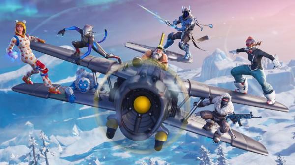 Photo of В Fortnite: Battle Royale начинается седьмой сезон