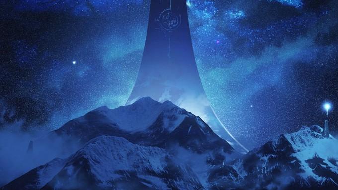 Опубликован концепт-арт Halo Infinite