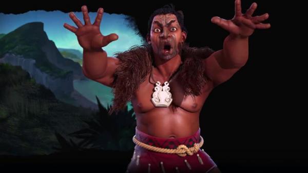 Civilization 6: Gathering Storm добавит народ маори под предводительством Купе