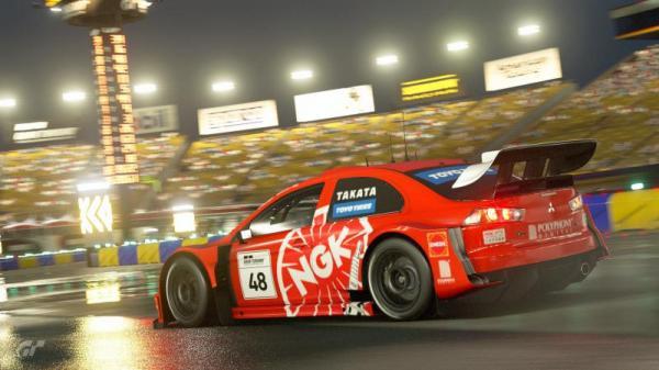 Создатели Gran Turismo показали свою версию трассировки лучей
