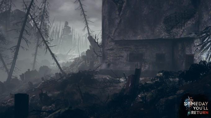 Появились новые скриншоты хоррора Someday You'll Return