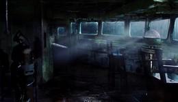 Второй видеодневник разработки The Dark Pictures: Man of Medan о корабле-призраке
