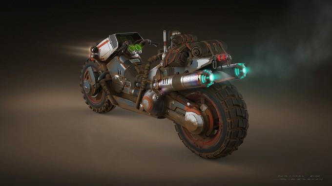 """""""Это бэтмобиль!"""": Game Informer о транспорте в Rage 2"""