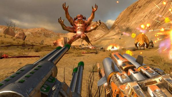 Возможно, Serious Sam Collection выйдет на PS4 и Xbox One
