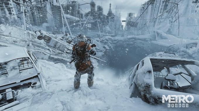 Россия после ядерного апокалипсиса на новых скриншотах Metro Exodus