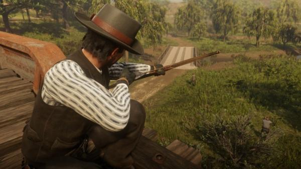 Photo of В Red Dead Online ввели новую «Королевскую битву» — с огнестрельным оружием
