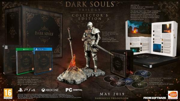 Photo of Для Европы анонсировали коллекцию Dark Souls за 500 евро