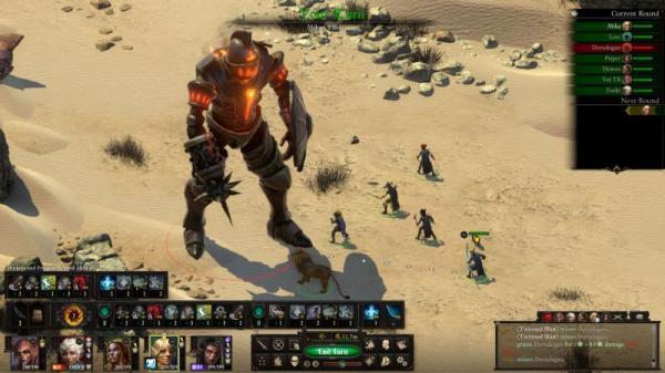 Photo of В Pillars of the Eternity 2: Deadfire появится пошаговый бой