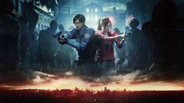 Photo of В PSN появилась бесплатная тема Resident Evil 2 для ShareFactory