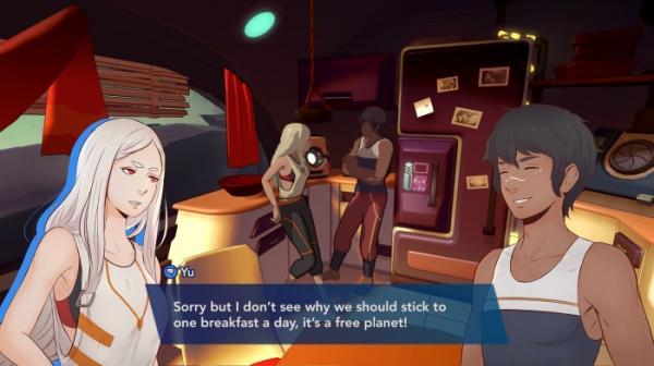 Авторы Furi анонсировали RPG Haven, в которую лучше играть со своей второй половинкой3