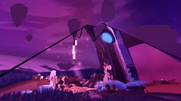 Photo of Авторы Furi анонсировали RPG Haven, в которую лучше играть со своей второй половинкой