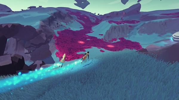 Авторы Furi анонсировали RPG Haven, в которую лучше играть со своей второй половинкой2