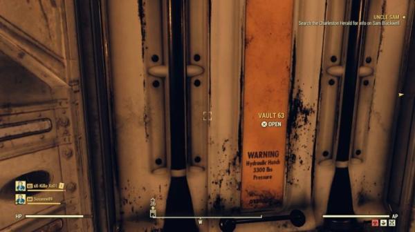 Игроки случайно попали в закрытое Убежище в Fallout 76. Теперь они боятся, что их забанят1