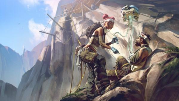 Менее половины игроков Apex Legends на PS4 возрождали своих напарников0