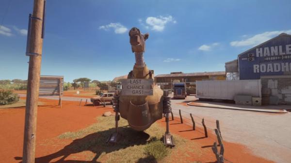Первый взгляд на «Аутбэк» — австралийскую карту для Rainbow Six Siege0