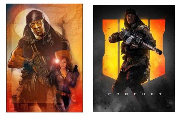 Рестлер Букер Ти подал иск на Activision за незаконное копирование персонажа0
