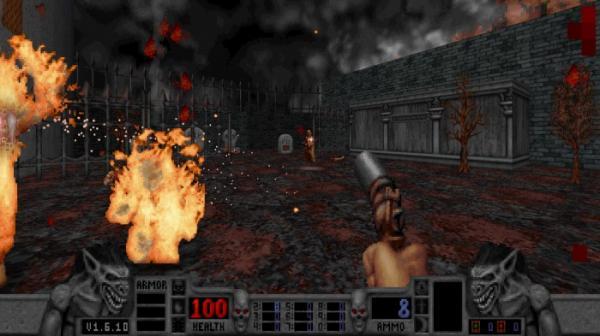 16 скриншотов из грядущего переиздания шутера Blood3