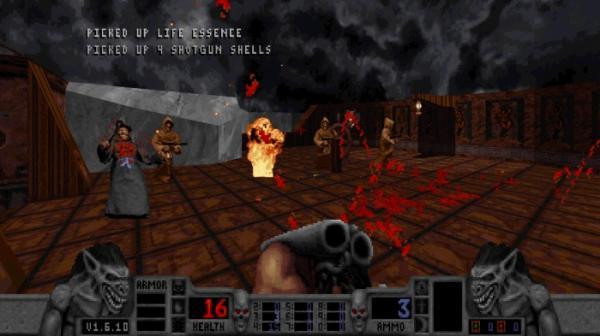 16 скриншотов из грядущего переиздания шутера Blood5