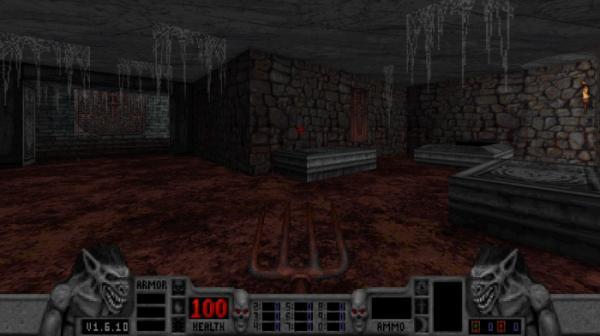 16 скриншотов из грядущего переиздания шутера Blood1