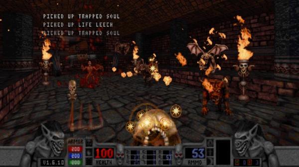 Photo of 16 скриншотов из грядущего переиздания шутера Blood